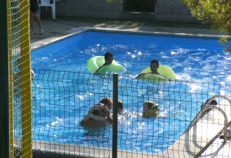 Camping floral for Camping montelimar piscine